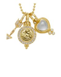 Temple St. Clair - Metallic 18k Yellow Gold Amor Gift Set - Lyst