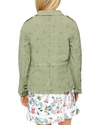 Sanctuary - Green With Honor Jacket - Lyst