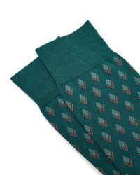 Ted Baker - Green Ambrjak Pantherella Socks for Men - Lyst