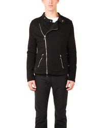 Balmain | Black Sweater Jacket for Men | Lyst