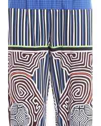 Clover Canyon | Multicolor Labyrinth Wide Leg Pant | Lyst