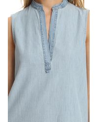 Rag & Bone | Blue /jean Barcelona Dress | Lyst