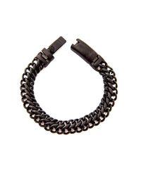 Vitaly - Brown Maile Bracelet Matte for Men - Lyst