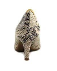 Naturalizer - Multicolor Oath Women Pointed Toe Canvas Multi Color Heels - Lyst