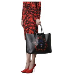 Givenchy - Women's Black Cotton Tote - Lyst