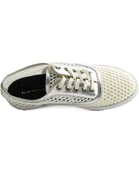 Elie Tahari - White El-vesuvio Women Round Toe Synthetic Sneakers - Lyst