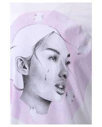 Antony Morato - Men's White Cotton T-shirt for Men - Lyst
