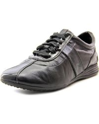 Cole Haan - Bria Grand Sprt Oxii Women Leather Black Fashion Sneakers for Men - Lyst