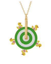 Les Nereides - Green Joyland Ducks Shooting Necklace - Lyst