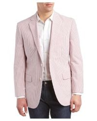 Brooks Brothers   Pink Madison Sport Coat for Men   Lyst