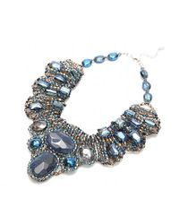 Nakamol | Multicolor Gypsum Couture Necklace-montana Mix | Lyst
