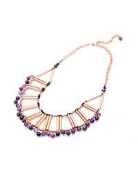 Nakamol - Multicolor Adriatic Necklace-amethyst - Lyst