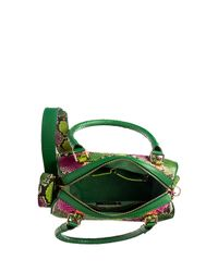 Cashhimi - Multicolor Tampa Python Bowling Bag - Lyst