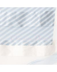 Dior - White Pre-owned: Scarf - Lyst