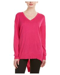 Vince Camuto - Pink Sweater - Lyst
