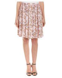 MINKPINK - Multicolor Minkpink Floral Skirt - Lyst