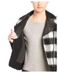 Mackage - Black Mindy Leather Jacket - Lyst