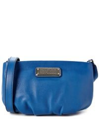 Marc By Marc Jacobs - Blue New Q Percy Crossbody - Lyst