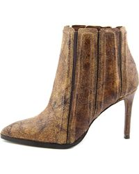 Donald J Pliner - Brown Donald J Pliner Prim-58 Women Pointed Toe Synthetic Heels - Lyst