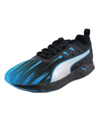 PUMA | Brown Pulse Xt V2 Graphic Men Round Toe Synthetic Blue Sneakers for Men | Lyst