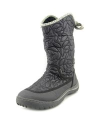 Jambu - Black Avalanche Women Round Toe Synthetic Winter Boot - Lyst