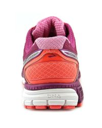Brooks   Ghost 8 Women Round Toe Synthetic Pink Sneakers   Lyst
