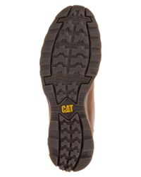 Caterpillar - Brown Cat Charli Leather Bootie - Lyst
