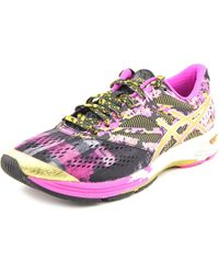 Asics | Multicolor Gel-noosa Tri 10 Gs Women Round Toe Synthetic Multi Color Sneakers | Lyst