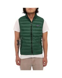 Patagonia | Men Men's Down Sweater Vest Vest Malachite Green for Men | Lyst