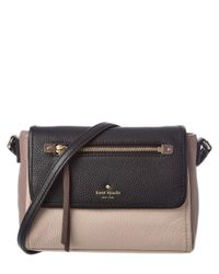 Kate Spade - Natural Cobble Hill Mini Toddy Leather Crossbody - Lyst