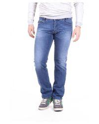 7d727497 Lyst - Diesel Men's Iakop Slim-fit Denim Jean 0rq20 in Blue for Men