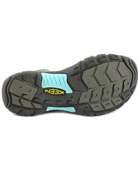 Keen - Blue Newport H2 Round Toe Synthetic Fisherman Sandal for Men - Lyst