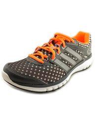 Adidas Originals   Duramo 6 Women Round Toe Synthetic Gray Running Shoe   Lyst
