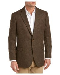 Brooks Brothers | Brown Fitzgerald Fit Wool Sport Coat for Men | Lyst