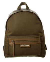 Longchamp - Green Le Pliage Neo Small Nylon Backpack - Lyst
