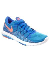Nike | Blue Women's Flex Fury 2 Running Shoe | Lyst