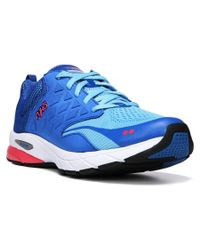 Ryka | Blue Women's Knock Out Running Shoe | Lyst