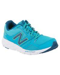 New Balance   Blue Women's 490v3 Running Shoe   Lyst