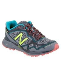 New Balance | Gray Women's T910v2 Trail Running Shoe | Lyst