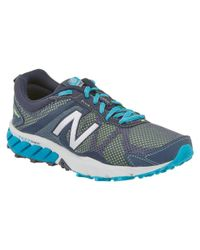 New Balance | Gray Women's 610v5 Trail Running Shoe | Lyst