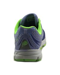 New Balance - Purple W3190bl2 Round Toe Synthetic Running Shoe - Lyst