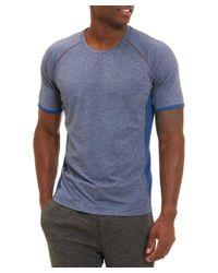 Robert Graham | Blue Ezra Knit Tailored Fit Shirt for Men | Lyst