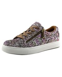 7dab6367a6e Lyst - Steve Madden Jloww Women Synthetic Multi Color Fashion Sneakers