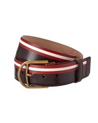 Bally - Brown Clinn Adjustable Leather Belt for Men - Lyst