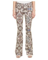 7 For All Mankind | Multicolor 7 For All Mankind Fashion Flare Leg | Lyst