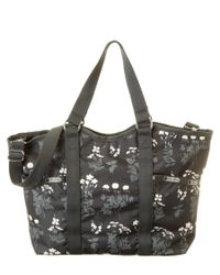 LeSportsac | Gray Small Carryall Tote | Lyst
