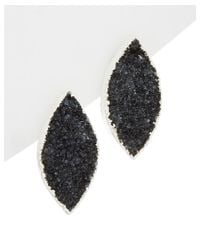 Nakamol - Multicolor Plated Druzy Earrings - Lyst