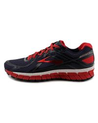 Brooks - Adrenaline Gts 16 Men Round Toe Synthetic Blue Running Shoe for Men - Lyst