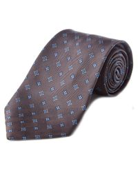 Louis Vuitton | Purple Silk Tie for Men | Lyst