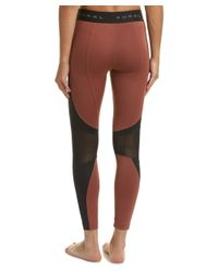 Koral - Multicolor Emblem Medium Rise Legging - Lyst